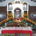 Altar del Templo Señor de la Caridad